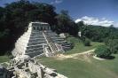 Пирамиды майя - Храм Посвящения в Паленке