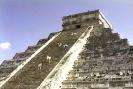 Пирамиды майя в Чичен Итца
