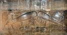 Артефакты древних цивилизаций: барельефы в храме Хатхор