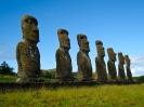 Артефакты древних цивилизаций: исполины моаи