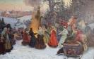 Языческие праздники в христианстве: Масленица