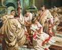 Убийство Цезаря: заговорщики