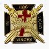 Тамплиеры - «лорренский» крест