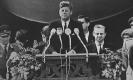 Участники холодной войны: Джон Кеннеди