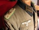 Форма Третьего рейха: ткань