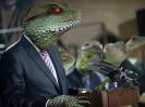 Рептилоиды среди политиков