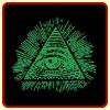 Иллюминаты - популярные символы