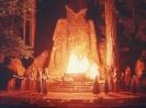 Иллюминаты - ритуал организации «Богемская Роща»