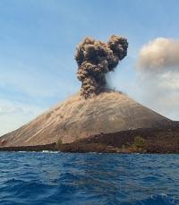 Вулкан Кракатау: самое громкое происшествие на Земле