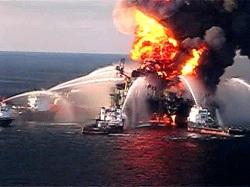 Взрыв нефтяной платформы deepwater horizon доклад 7084
