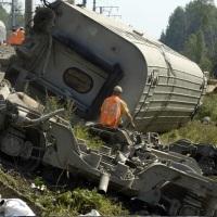 Взрыв поезда «Невский экспресс» в 2009 году: один из крупнейших терактов на железной дороге