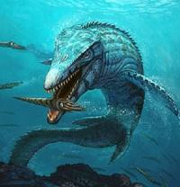 Морские динозавры: существовавшие вымышленные животные