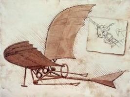 летательный аппарат Леонардо да Винчи