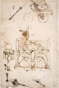 научные разработки Леонардо да Винчи