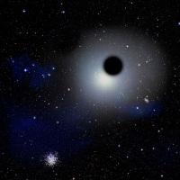 Чёрная дыра – принцип действия