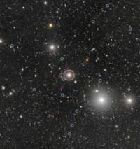 Тёмные галактики: пока что теория…