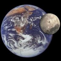 Луна и Земля: как появился этот тандем