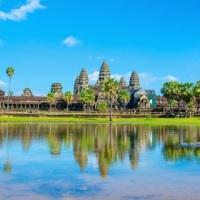 камни Ангкор-Ват