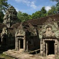 упадок Ангкора