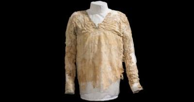 самое древнее платье в мир