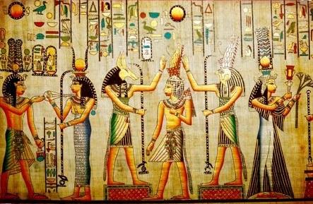 Боги Древнего Египта имеют