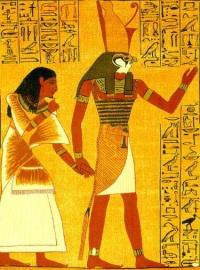 Египетский бог Гор: у богов тоже непростые семейные истории
