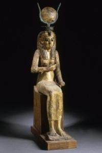 Богиня Исида - египетский идеал женщины