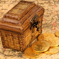 Как находят клады: тщательная подготовка и случай