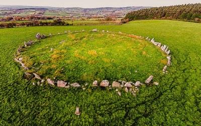 каменный круг Белтани