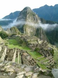 самые удивительные затерянные города Мачу-Пикчу