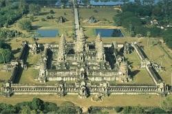 самые удивительные затерянные города Ангкор