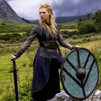 первая женщина-викинг