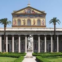 саркофаг Святого Павла