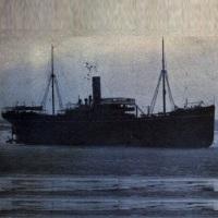грузопассажирское судно «Ава Мару»