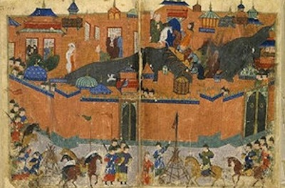 факты о жестоком Чингисхане