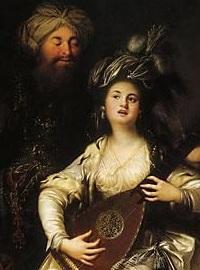 Гомосексуальные связи султана сулеймана