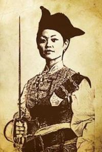 Мадам Вонг – королева пиратов