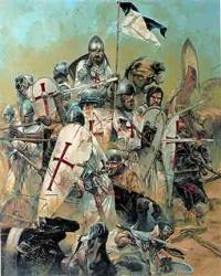 Крестовые походы: своеобразный «диалог» Запада и Востока
