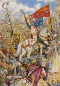 Третий крестовый поход: не сошлись в маршруте и характерах