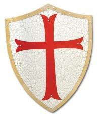Что означает крест тамплиеров на их доспехах?