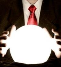 Предсказание будущего – традиционный аттракцион