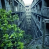 Заброшенный город: остров Хасима – классический образец