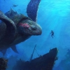 Древние морские чудовища: легенды и реальность