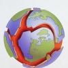 Тектонические плиты: твердь земная вовсе не «твердь»