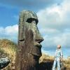 Тур Хейердал и остров Пасхи: взаимная любовь
