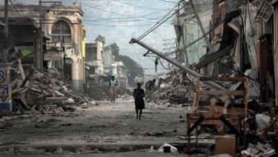 проект ХААРП вызвал землетрясение на Гаити