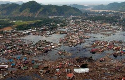 цунами в Индийском океане
