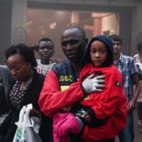 захват торгового центра в Кении в 2013 году
