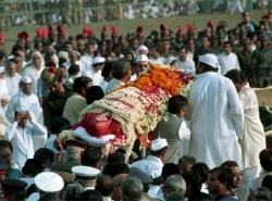 гибель Индиры Ганди